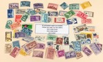 (65) Different Mint U.S. Stamps