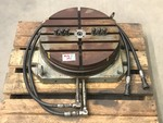 "Hydraulic Rotary Table Plate 20"" Di..."