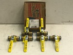 "Lot Of: (6) Apollo Valves 3/4"" 77W-..."