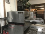 Lincoln Impinger Conveyor Oven - Model # 1302-4 - 208 Volts - 1 Phase - 50 x 32 x 14-2