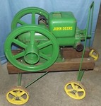 John Deere Hit and Miss Engine