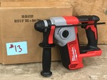 "Milwaukee 5/8"" SDS+ Rotary Hammer"