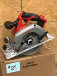 "Milwaukee 6.5"" Circular Saw"