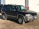 2002 Ford Escape XLT --- NO RESERVE!
