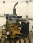 Caterpillar 4-Cylinder Diesel Engine