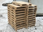 (21) Heat-Treated Shipping Pallets