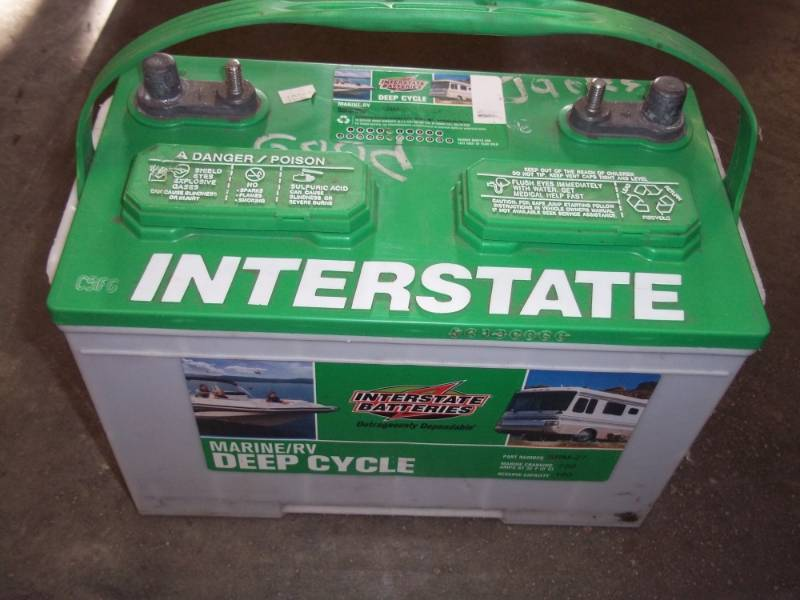 Interstate Deep Cycle Marine Battery >> Interstate Deep Cycle Marine Rv Battery Tests Good Advanced