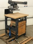 PowrKraft Radial Arm Saw