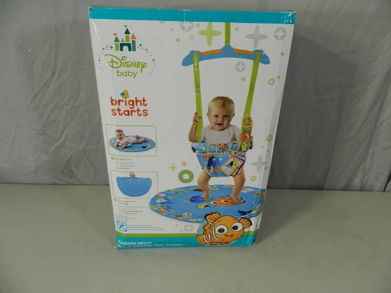 1134a3804572 New Disney Baby Finding Nemo Door Jumper Set