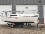 1976 Luger Sailboat & Trailer Package