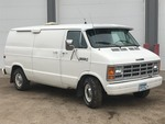 1987 Dodge Ram 250 Van---Low Miles!