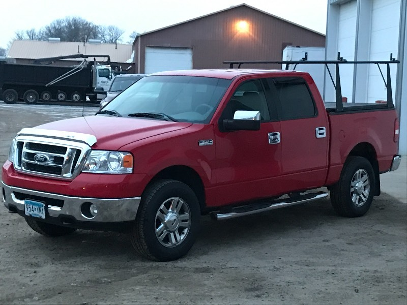 2007 Ford F-150 XLT | January Vehicles & Trailer
