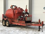 "2000 ""VSTR"" Industrial Muck-Sucker / Vacuum Trailer"