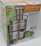 Jack LaLane's Power Juicer Pro, as-new in box