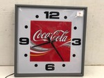 Coca-Cola Wall Clock