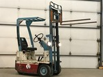 Toyota Industrial Ride-On Electric Forklift