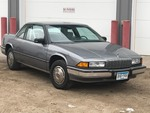 1990 Buick Regal Custom (Low-Miles)