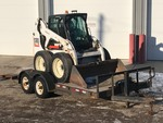 2013 Nornberg Equipment Trailer