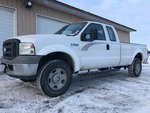 2005 FORD F-350 SUPER DUTY 4X4