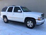 2005 CHEVY TAHOE LT 4X4      **RE-LISTED FOR NO SHOW PICK-UP**