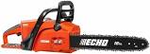 ECHO 16 in. 58-Volt Brushless Lithium-Ion Cordless Chainsaw Battery and Charger Not Included open box in like new condition