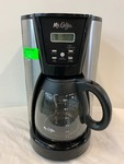 Mr. Coffee 12 Cup Coffee Maker- Gently Used