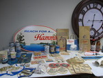 Large Collection of Vintage HAMM'S BEER Advertising