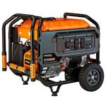 Generac 8000-Watt Electric Powered Portable Generator, 49 State/CSA in good working conditions