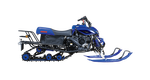 2017 Irbis T150 Snowmobile (Blue, Assembled)