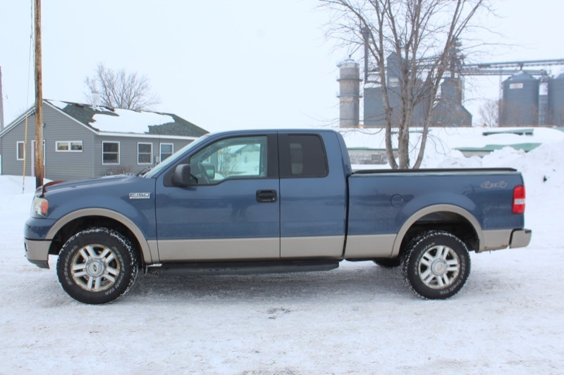 2004 F150 Lariat >> 2004 Ford F150 Lariat Extended Cab 4x4 Brand New Tires