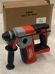 "Milwaukee M18 Cordless 5/8"" SDS-Plus Rotary Hammer"