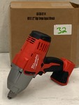 "Milwaukee M18 Cordless 1/2"" Impact Wrench"