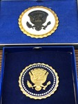 (2) Whitehouse Service Badge Pins