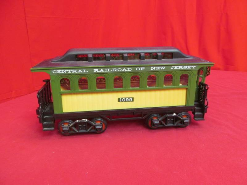 1099 Caboose Jim Beam decanter | JAX of Benson Sale #740 | K-BID
