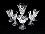 Costa Boda Diamond Cut Crystal Stemware