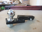 NEW Class 1 Receiver Hitch and Ball