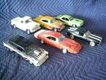 Group Diecast American Muscle