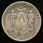 1920 MAINE US COMMEMORATIVE SILVER HALF DOLLAR