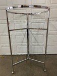3' Round Clothes Rack