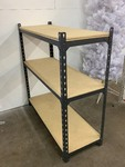 3 Ft.  3 Tier Storage Shelf