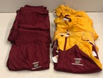 Lot Of Unused MN Gophers Apparel