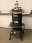 Elmo-Oak Cast Iron Wood-Stove