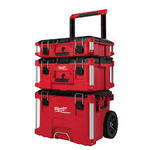 Milwaukee 22 in. Packout Modular Tool Box Storage System in very good condition