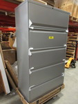 KNOLL 5 DRAWER LATERAL FILE-NEW