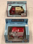 (1) 1905 Ford & (1) 1926 Mack truck Coin Banks