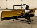 Receiver-Mount Electric / Hydraulic Snow Plow