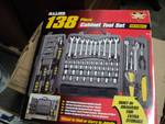 Allied 138 piece Cabinet Tool Set; ...