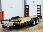 2014 Tandem Axle Equipment Trailer---15,000#