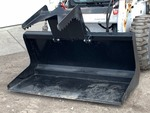 Skid-Loader Grapple Bucket