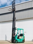 Mitsubishi Industrial LP-Gas Fork Lift
